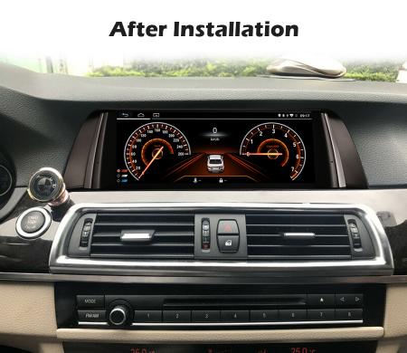 Navigatie auto, Pachet dedicat BMW F10/F11 NBT ,10.25 Inch, Android 10.0. [13]