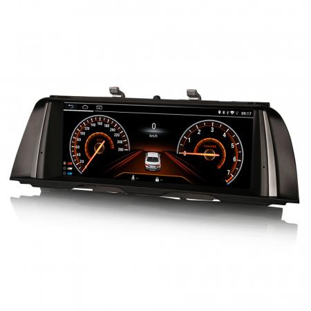 Navigatie auto, Pachet dedicat BMW F10/F11 NBT ,10.25 Inch, Android 10.0. [1]