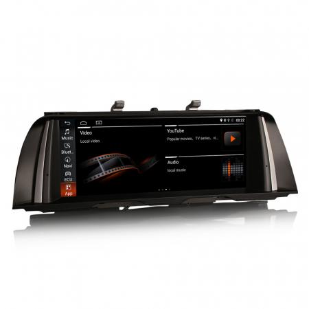 Navigatie auto, Pachet dedicat BMW F10/F11 NBT ,10.25 Inch, Android 10.0. [2]