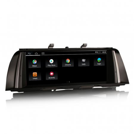 Navigatie auto, Pachet dedicat BMW F10/F11 CIC ,10.25 Inch, Android 10.0 [8]