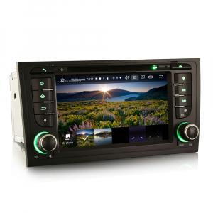 Navigatie auto, Pachet dedicat Audi A6/S6/RS6, Android 10.0; 7 inch [2]