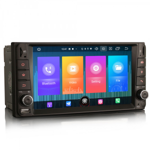 Navigatie auto, Pachet dedicat TOYOTA , 7 inch, Android 108