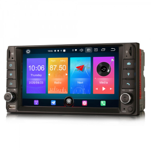 Navigatie auto, Pachet dedicat TOYOTA , 7 inch, Android 101