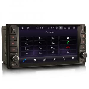 Navigatie auto, Pachet dedicat TOYOTA , 7 inch, Android 102