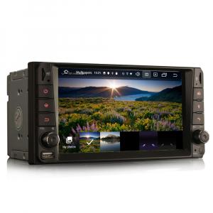 Navigatie auto, Pachet dedicat TOYOTA , 7 inch, Android 103