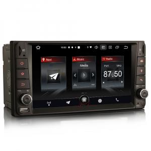 Navigatie auto, Pachet dedicat TOYOTA , 7 inch, Android 104