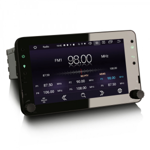 Navigatie auto 2 din, Pachet dedicat ALFA ROMEO Spider 159, Android 10.0, 7 inch7