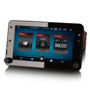 Navigatie auto 2 din, Pachet dedicat ALFA ROMEO Spider 159, Android 10.0, 7 inch5