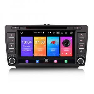 Navigatie auto, Pachet dedicat Skoda Superb Octavia, 8 inch, Android 10.0 [0]