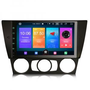 Navigatie auto, Pachet dedicat BMW Seria 3 E90 E91 E92 E93 M3, 9 inch, Android 10.0 [0]