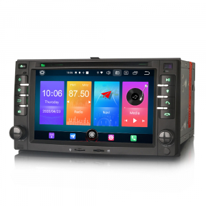 Navigatie auto, Pachet dedicat Kia, 6.2 inch, Android 10.01