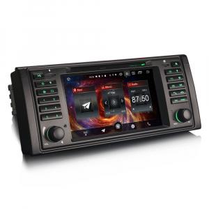 Navigatie auto, Pachet dedicat BMW Seria 5/M5/X5,7 inch, Android 10.07