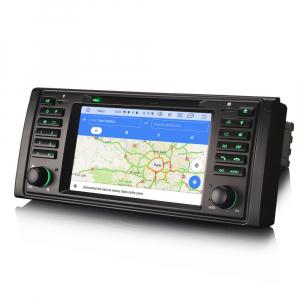 Navigatie auto, Pachet dedicat BMW Seria 5/M5/X5,7 inch, Android 10.09