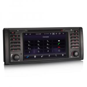 Navigatie auto, Pachet dedicat BMW Seria 5/M5/X5,7 inch, Android 10.02