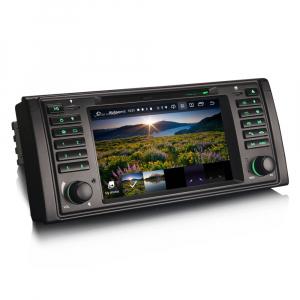 Navigatie auto, Pachet dedicat BMW Seria 5/M5/X5,7 inch, Android 10.03