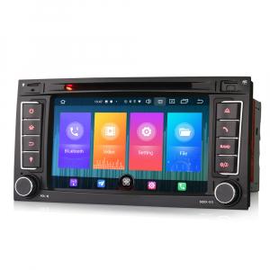 Navigatie auto 2 din, Pachet dedicat VW TOUAREG T5, 7 Inch, Android 10.0 [1]