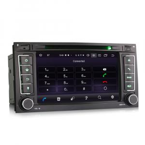 Navigatie auto 2 din, Pachet dedicat VW TOUAREG T5, 7 Inch, Android 10.0 [2]