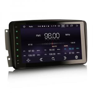Navigatie auto, Pachet dedicat Mercedes Benz W203 Vito, Android 10.0, 8 inch7