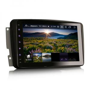 Navigatie auto, Pachet dedicat Mercedes Benz W203 Vito, Android 10.0, 8 inch3