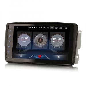 Navigatie auto, Pachet dedicat Mercedes Benz W203 Vito, Android 10.0, 8 inch5