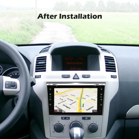 Navigatie auto, Pachet dedicat Opel, Android 10.0, Quad Core [10]