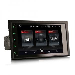Navigatie auto, Pachet dedicat Audi A4 S4 SEAT EXEO,8 inch, Android 10 [6]