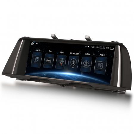 Navigatie auto, Pachet dedicat BMW F10/F11 CIC NBT ,10.25 Inch, Android 10.0, Octa Core [5]