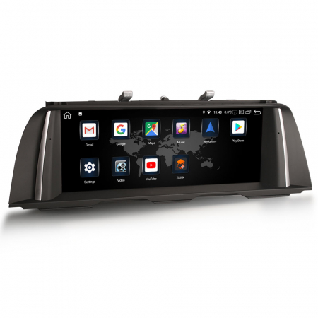 Navigatie auto, Pachet dedicat BMW F10/F11 CIC NBT ,10.25 Inch, Android 10.0, Octa Core [8]