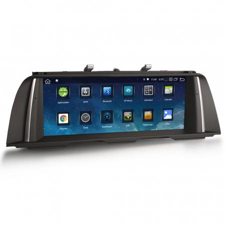 Navigatie auto, Pachet dedicat BMW F10/F11 CIC NBT ,10.25 Inch, Android 10.0, Octa Core [3]