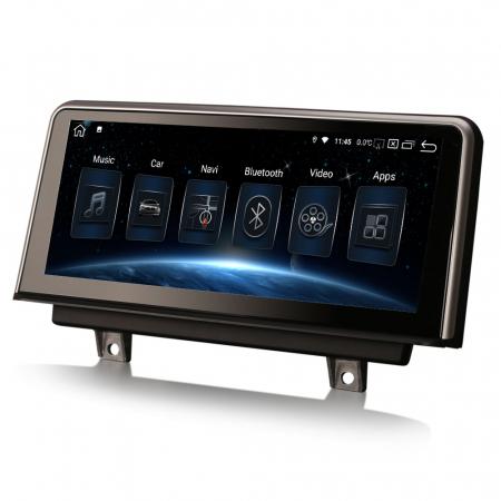 Navigatie auto, Pachet dedicat BMW 1er-F20/F21, 3er-F30/F31/F34, 4er-F32/F3 , 10.25 Inch, Android 10.0, Octa Core [5]