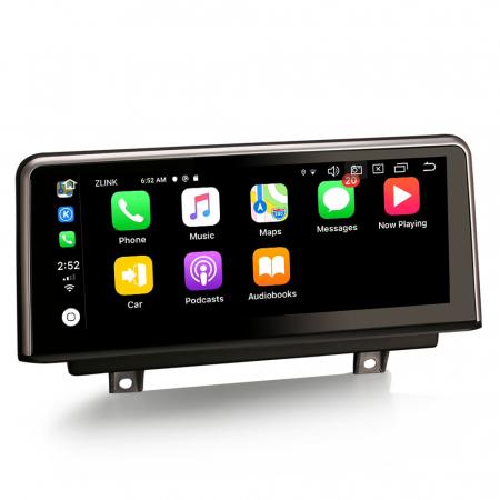 Navigatie auto, Pachet dedicat BMW 1er-F20/F21, 3er-F30/F31/F34, 4er-F32/F3 , 10.25 Inch, Android 10.0, Octa Core [6]