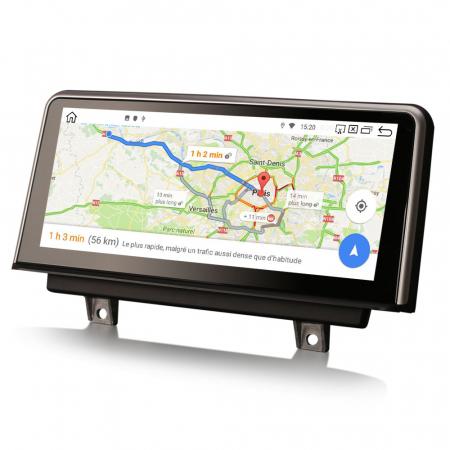 Navigatie auto, Pachet dedicat BMW 1er-F20/F21, 3er-F30/F31/F34, 4er-F32/F3 , 10.25 Inch, Android 10.0, Octa Core [8]