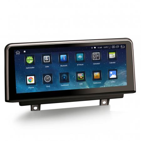 Navigatie auto, Pachet dedicat BMW 1er-F20/F21, 3er-F30/F31/F34, 4er-F32/F3 , 10.25 Inch, Android 10.0, Octa Core [3]