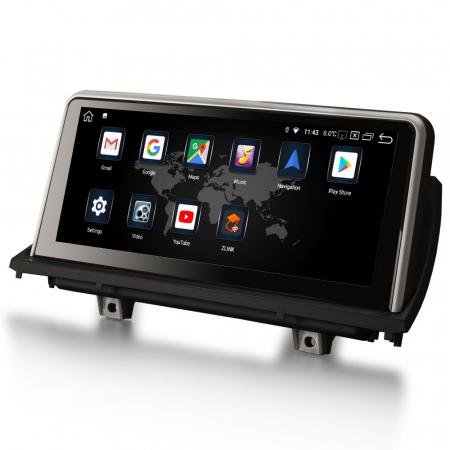 Navigatie auto, Pachet dedicat BMW X5 E70 CIC X6 E71 CCC, 10.25 Inch, Android 10.0, Octa Core [5]