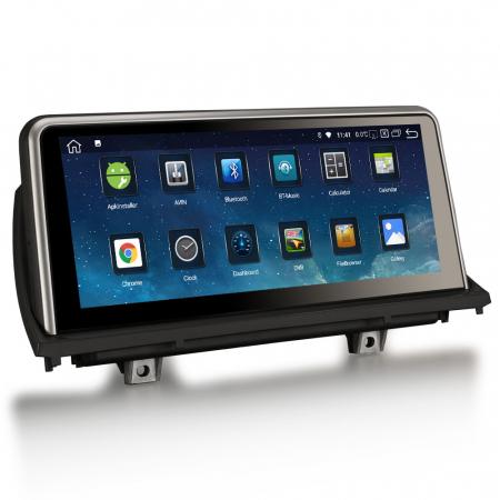 Navigatie auto, Pachet dedicat BMW X5 E70 CIC X6 E71 CCC, 10.25 Inch, Android 10.0, Octa Core [3]