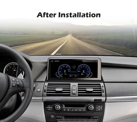Navigatie auto, Pachet dedicat BMW X5 E70 CIC X6 E71 CCC, 10.25 Inch, Android 10.0, Octa Core [9]