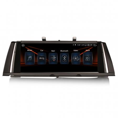 Navigatie auto, Pachet dedicat BMW Seria 7 F01/F02 CIC NBT, 10.25 Inch, Android 10.0, Octa Core [0]