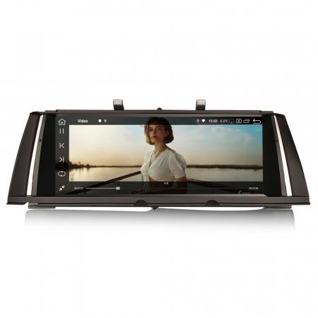 Navigatie auto, Pachet dedicat BMW Seria 7 F01/F02 CIC NBT, 10.25 Inch, Android 10.0, Octa Core [6]