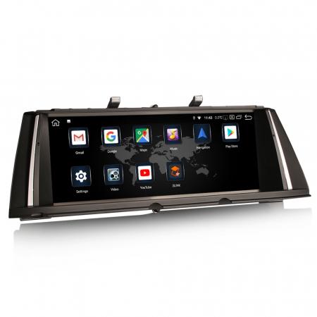 Navigatie auto, Pachet dedicat BMW Seria 7 F01/F02 CIC NBT, 10.25 Inch, Android 10.0, Octa Core [8]