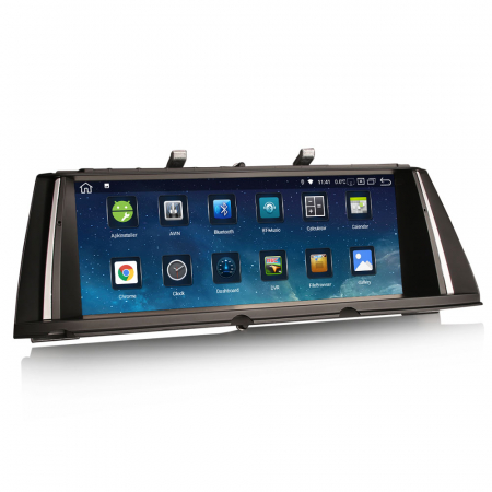 Navigatie auto, Pachet dedicat BMW Seria 7 F01/F02 CIC NBT, 10.25 Inch, Android 10.0, Octa Core [3]