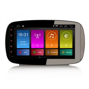 Navigatie auto, Pachet dedicat Mercedes-Benz Smart, Android 10, 9 Inch [0]