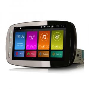 Navigatie auto, Pachet dedicat Mercedes-Benz Smart, Android 10, 9 Inch [2]