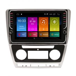 Navigatie auto, Pachet dedicat Skoda Octavia, 9 Inch, Android 10.0 [0]
