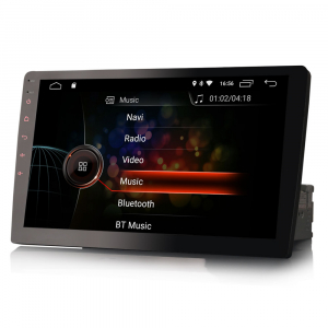 Navigatie auto universala 1DIN, articulatie rotativa, 10.1 inch, Android 10, GPS, WIFI, DAB+1