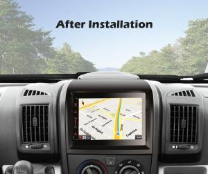 Navigatie auto, Pachet dedicat Fiat Ducato Citroen Jumper Peugeot Boxer , Android 105