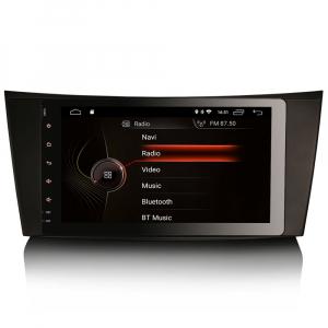 Navigatie auto , Pachet dedicat MERCEDES Benz, Android 10; 8 Inch0