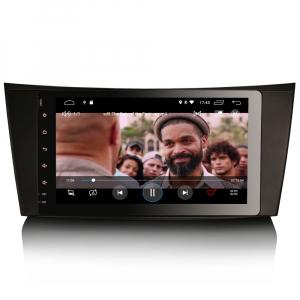 Navigatie auto , Pachet dedicat MERCEDES Benz, Android 10; 8 Inch4