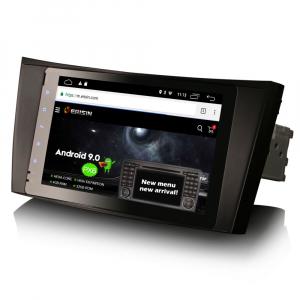Navigatie auto , Pachet dedicat MERCEDES Benz, Android 10; 8 Inch2