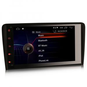 Navigatie auto, Pachet dedicat Audi A3, Android 10.0; 7 inch2