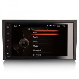 Navigatie auto, Pachet dedicat AUDI A4, 8 inch, Android 10.00
